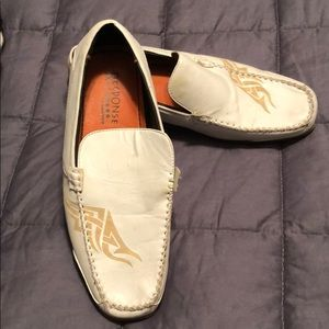 Men's loafers size 8